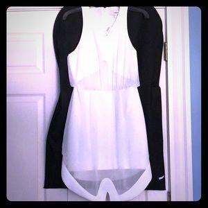 Cameo White Dress
